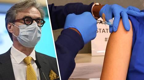 Husin hallintoylilääkäri Markku Mäkijärvi sanoo, että rokotukset aloitetaan tehohoitajista ja teholääkäreistä. Siitä rokotuksia laajennetaan koronavuodeosastoille ja päivystäviin yksiköihin.