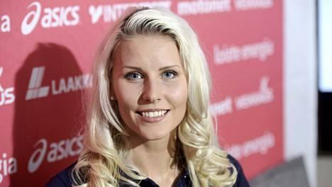 Kristiina Mäkelän päätavoite on MM-pekingissä, mutta hän uskoo uuden Suomen ennätyksen syntyvän tämän kauden aikana.