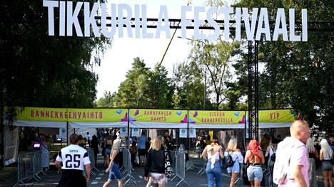 Tikkurila Festivaalit järjestettiin seitsemättä kertaa.