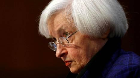 Markkinoilla odotellaan Fedin pääjohtajan Janet Yellenin lausuntoja