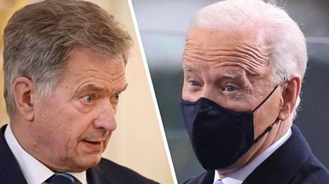 Niinistö on valmis yhteistyöhön Bidenin hallinnon kanssa.