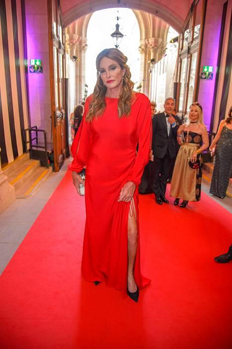 Jenner on ilmoittanut, ettei tahdo keskustella ohjelman kuvauksissa sukupuolenkorjausleikkauksestaan.