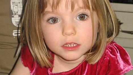 Madeleine McCannia, 3, on kutsuttu maailman tunnetuimmaksi kadonneeksi lapseksi. Hänen kohtalonsa ei ole toistaiseksi selvinnyt.