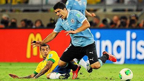 Luis Suarezin jatkokuviot ovat vielä auki.