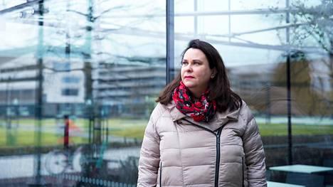 Johanna Ojala-Niemelä on SDP:n neljännen kauden kansanedustaja Lapista.