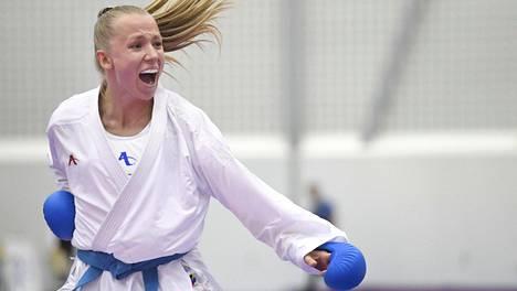 Titta Keinäselle EM-pronssia.