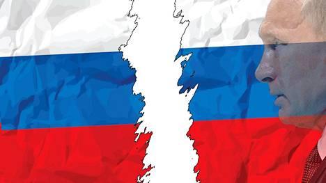 Venäjänkielisistä jopa lähisukulaiset riitelevät keskenään Krimin valtauksen jälkeen kovenneesta Putinin Venäjän politiikasta.