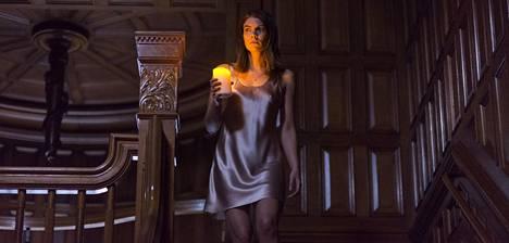 Gretaa näyttelevä Lauren Cohan on tuttu The Walking Dead -sarjasta.