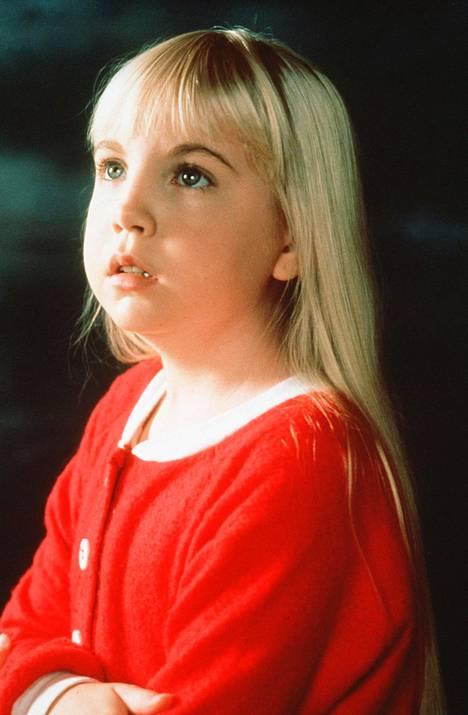 1988 julkaistu Poltergeist III jäi Heather O'Rourken viimeiseksi elokuvaksi.