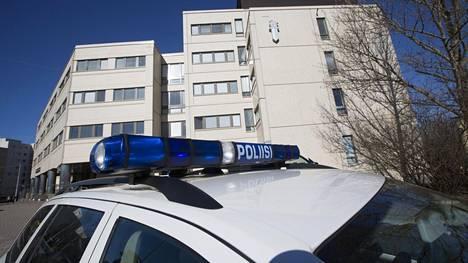 Pasilan poliisitalo, arkistokuva.