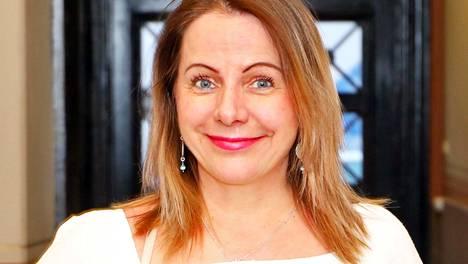 Susan Ruusunen on pysytellyt viime vuodet poissa julkisuudesta.