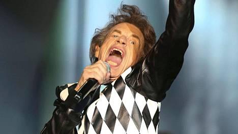 Rolling Stonesin Pohjois-Amerikan kiertue käynnistyi lauantaina Chicagossa.