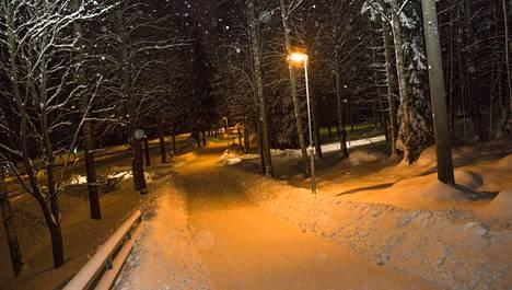 Tamperelaismies löytyi surmattuna joulukuun lopussa kevyen liikenteen väylältä Tesoman kaupunginosassa.