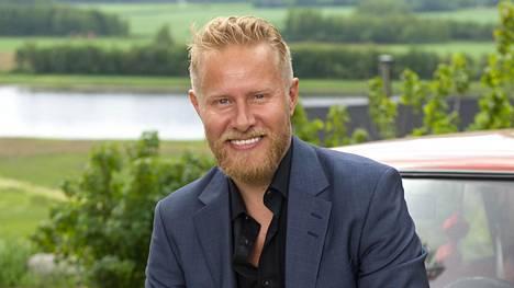 Lauri Salovaara loukkasi itsensä ratsastustunnilla.