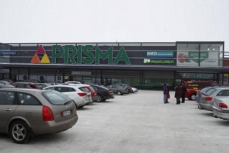 Loimaan Prisma tuotti paikkakunnalle suurvoiton.