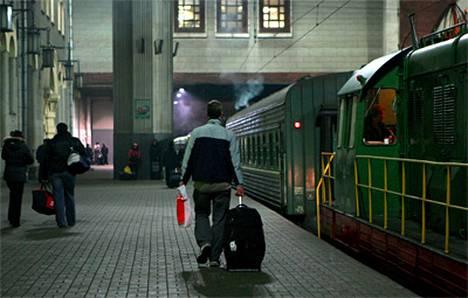 Rikolliset ovat jakaneet Tatarstanin pääkaupungin Kazanin omiin vaikutuspiireihinsä.