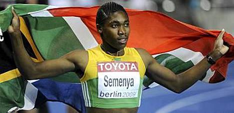 Caster Semenyaa ei haluta vielä takaisin radalle.
