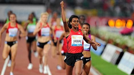 Maryam Yusuf Jamal ei kilpaile Moskovassa.