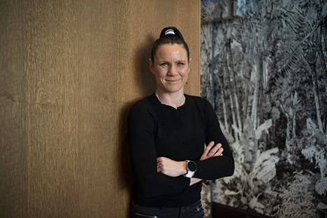 Mira Potkonen täyttää 40 vuotta marraskuussa.