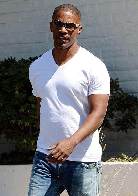 Jamie Foxx on näytellyt myös elokuvassa Miami Vice vuonna 2006.