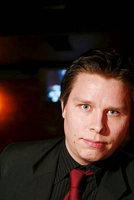 Suosikin päätoimittaja Ville Kormilainen.