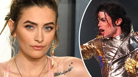 Poptähti Michael Jacksonin tytär Paris Jackson tunnetaan mallina ja muusikkona. Hän julkaisi esikoisalbuminsa viime syksynä.