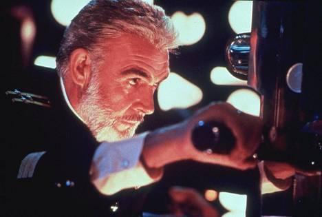 Sean Connery näyttelee Punaisen lokakuun metsästyksessä länteen loikkaavaa neuvostoliittolaista sukellusvenekapteenia.