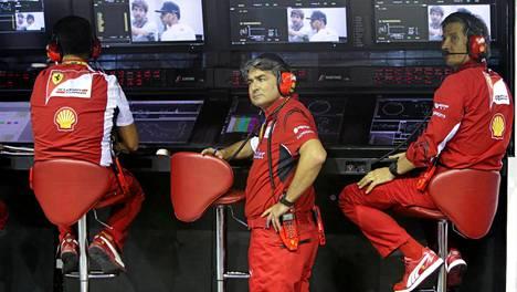 Ferrari aikoo vahvistaa teknistä osastoaan.