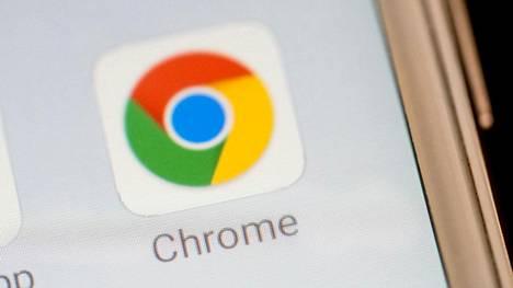 Chrome-selain saa tarpeellisia turvauudistuksia.