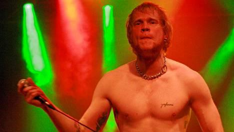 Nyrkkitappelu on yksi Helsinki Music Marathonin artisteista.