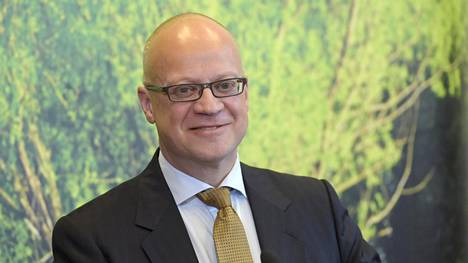 DNA:n hallituksen puheenjohtaja Pertti Korhonen.