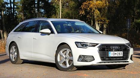 Audi A6 on uudistunut enemmän sisältä kuin ulkoa. Digitaalisuus on päivän sana Ingolstadtissakin.