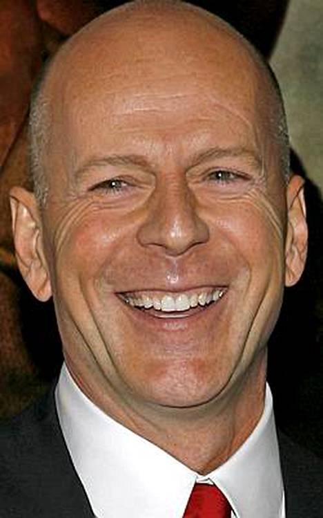 Kannabis oli mieluinen päihde Bruce Willisille 70-luvulla.