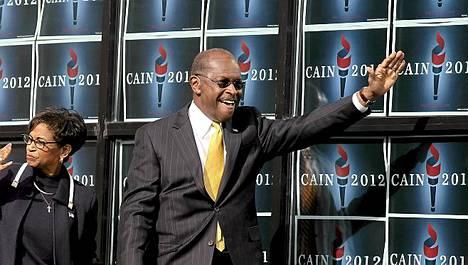 Republikaanien presidenttiehdokkaaksi pyrkinyt Herman Cain päätti ehdokaskisasta.
