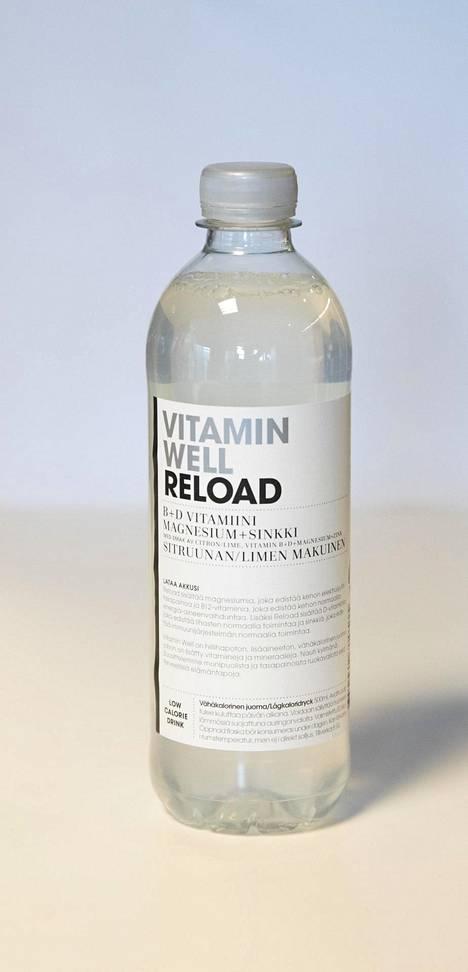 Vitamiinivesi vaikuttaa ensisilmäyksellä terveelliseltä valinnalta.