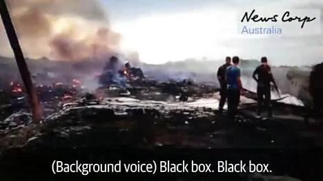 MH17-lennosta on julkaistu uutta kuvamateriaalia