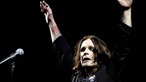 Onko sinulla lippu Ozzy Osbournen peruuntuneelle Suomen-keikalle? Järjestäjältä helpottava tieto