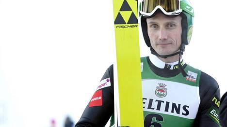 Hannu Manninen kilpailee seuraavan kerran Ranskassa.