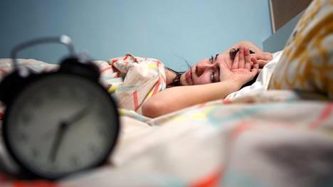 Hyvä uni on tärkeää, koska aivoilla ja elimistöllä täytyy olla mahdollisuus kunnon lepoon.