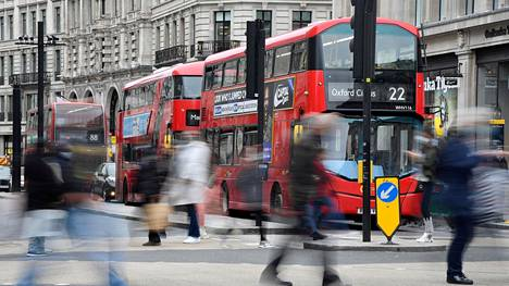 Moody's laski Britannian luottoluokitusta.