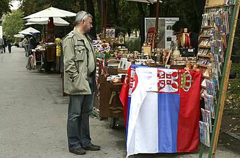 Viisukaupunki Belgrad vaikuttaa tylyltä, mutta tavallinen kaupunkilainen neuvoo turistia mielellään.