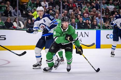 Heiskasen päätyö on Dallas Starsissa. NHL:n kausi alkaa 13. tammikuuta.
