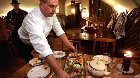 Ravintola Savotta mainittiin ulkomaisten matkablogaajien suosituksissa.