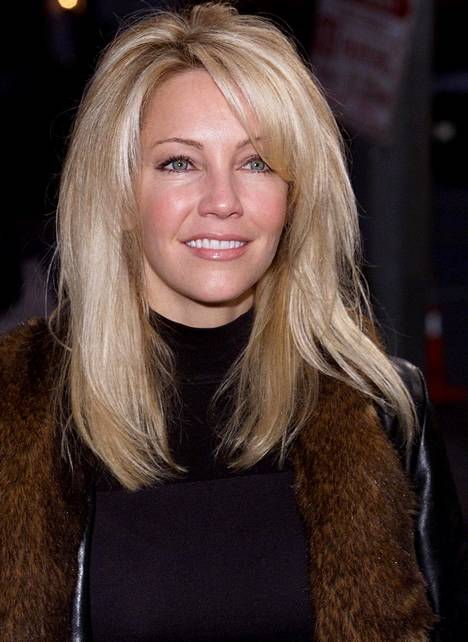 Heather Locklear teki tv-katsojiin lähtemättömän vaikutuksen Melrose Placen juonittelevana Amandana.