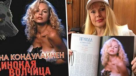 Seksisymboliksi noussut Elena Kondulainen oli 1990-luvun lopulla lähellä muuttaa Suomeen inkeriläisenä paluumuuttajana. Paperit olivat jo valmiina ja hyväksyttyinä, mutta silloinen mies ei lopulta halunnutkaan lähteä Suomeen.