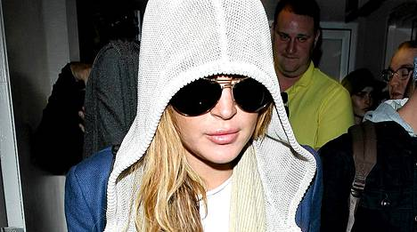 Lindsay Lohanilla on viime aikoina riittänyt ongelmia.