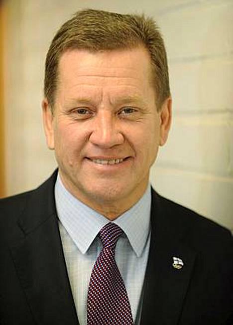 Roger Talermo yllyttää olympiayhteistyöhön Ruotsin kanssa.