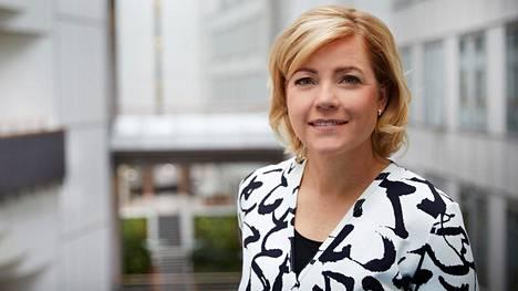 Eurokansanedustaja Henna Virkkunen.