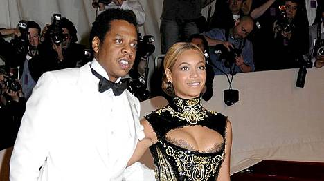 Beyonce ja Jay-Z ovat pian vanhempia.