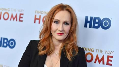 Kirjailija J. K. Rowling on kokenut perheväkivaltaa ja seksuaalista väkivaltaa.